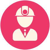 Work icon — Stock Vector