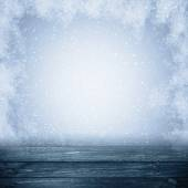 Winter background Graphics winter snow frost projectsspace text  — Photo