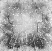Winter background Graphics winter snow frost project sspace text — Foto de Stock