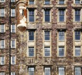Architecture in Scotland — Stockfoto