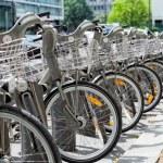 Urban Cycling — Stock Photo #59749379