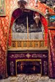 Nativity church in Bethlehem — Stock Photo