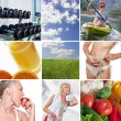 Healthy mix — Stock Photo #53024291