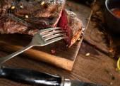Steak — Foto Stock