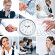Business mixbusiness mixbusiness mix — Stock Photo