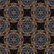 Ethnic tribal fashion abstract indian pattern — Stock Photo #71073625