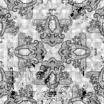 Traditional ornamental seamless background. Paisley design — Stock Photo #73556819