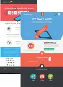 Web graphics — Stock Vector