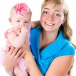 Mother and daughter — Stock Photo #74266335