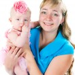 Mother and daughter — Stock Photo #74266357