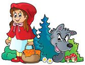 Fairy tale theme image 4 — Stock Vector