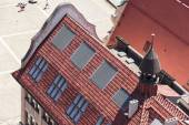 Sights of Poland. Wroclaw Old Market Square. — Stock Photo