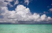 Tropical waters of the Indian ocean — Stock Photo