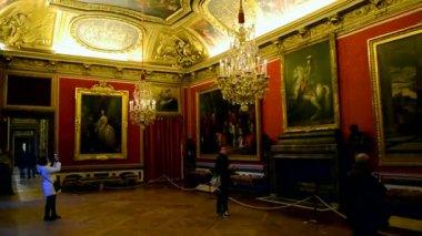 Palace of Versailles (Chateau de Versailles) in Paris,France. — Vídeo de stock