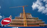 High-rise multi-storey building — Stock Photo