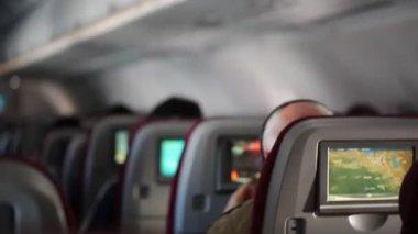 Aircraft of Qatar Airways — Stock Video