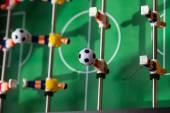 グッズのサッカー選手 — ストック写真