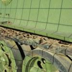 Old Russian Tank — Stock Photo #66474671