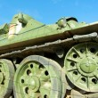 Old Russian Tank — Stock Photo #66477211