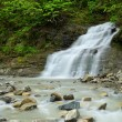 Waterfall in the mountains — Stock Photo #67799331