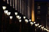 Lumières de la ville — Photo