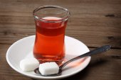 Turkish tea — Stock Photo