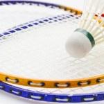 Badminton set — Stock Photo #62383383