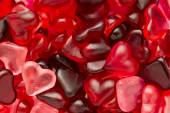 Heart candy wallpaper — Stock Photo