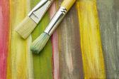 Paintbrushes — Stock Photo