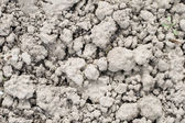 Textures land soil with cracks — Stock Photo