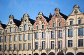 The heroes place in Arras, France — Stock Photo