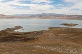 San Luis Reservoir — Stock Photo