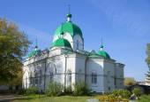 Iglesia de la presentación del señor en rybinsk. región de yaroslavl — Foto de Stock