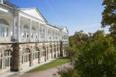 The Cameron gallery in Tsarskoye Selo — Stock Photo