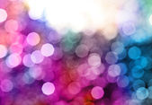 Abstract city lights blur blinking background. Soft focus. — Stock Photo
