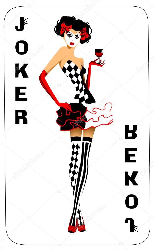Joker Frau