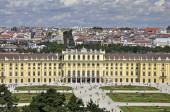 Schloss schönbrunn in wien — Stockfoto