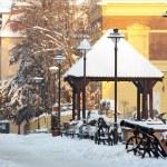 Sibiu, Romania — Stock Photo #61557079