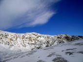 Arctic: glacier surface — Foto de Stock