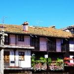 La Alberca Salamanca, Spain. — Stock Photo #52823285