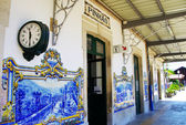 railway station of Pinhao, Douro Valley, Portugal  — Stock Photo