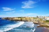 Zambujeira do Mar beach, Alentejo, Portugal  — Stock Photo