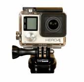 GoPro Hero 4 Silver Camera — Stockfoto