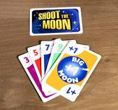 Shoot th Moon Card Game — Stock Photo