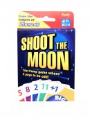 Shoot the Moon Card Game — Stock Photo