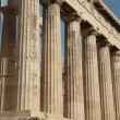 Columns of Parthenon — Stock Video #59914853
