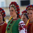 Members of folk group Edmonton (Alberta), Ukrainian dancers Viter from Canada during the 48th International Folklore Festival in Zagreb — Stock Photo #51947527
