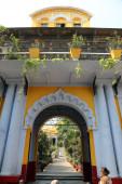 Sree Sree Chanua Probhu Temple in Kolkata — Foto Stock
