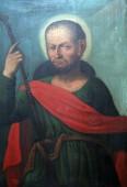 Apostle, Schonau Abbey, Germany — Stock Photo