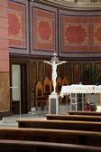 Iglesia de San Aloysius en Travnik, Bosnia y Herzegovina — Foto de Stock